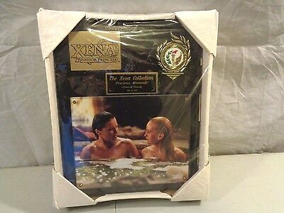"""The Xena Collection """"Precious Moments"""" Limited Edition # 69 of 250 Rare NEW"""