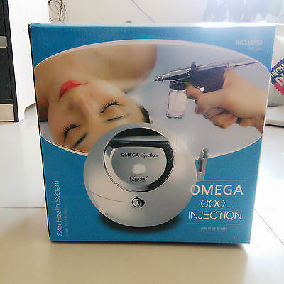 Pure Oxygen Injection Oxygen Spray Facial Skin Rejuvenation Spa Beauty Equipment