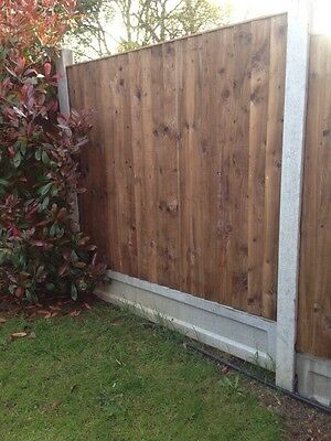 6 X 5 - New, Strong, Heavy Duty Fence Panels - £0 Delivery 10 Mile From Ss7 Only