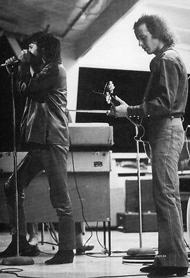 The Doors Poster Page . Jim Morrison & Robby Krieger . L3