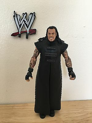 WWE - Mattel Elite 2010 - The Undertaker Wrestling Figure Extremely Rare