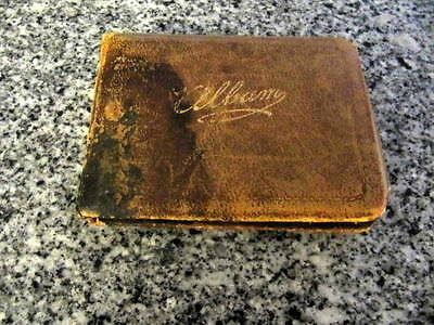 Autograph album with signatures - including Rudyard Kipling (THE JUNGLE BOOK)