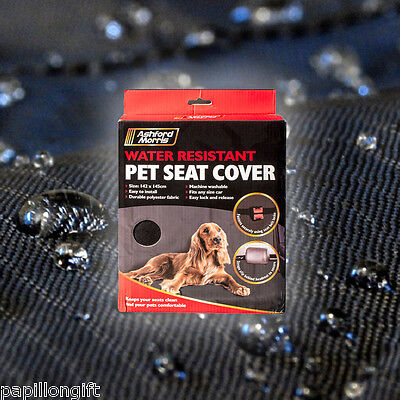 Pet Seat Cover Waterproof Water Resistant Car Seat Cover For Dog Cat Washable
