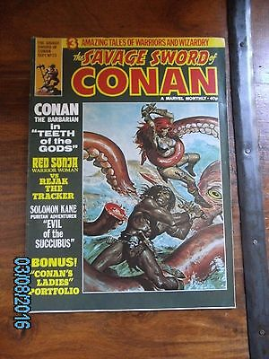 Savage Sword of Conan Marvel UK Issue 23