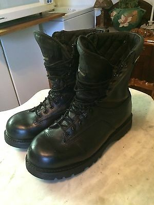 STC goretex thinsulate officer military army mens boots sz 11.5EEE gay interest