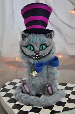 1/2 Down Spec Order Alice In Wonderland Cheshire Jointed Cat Doll Sutherland