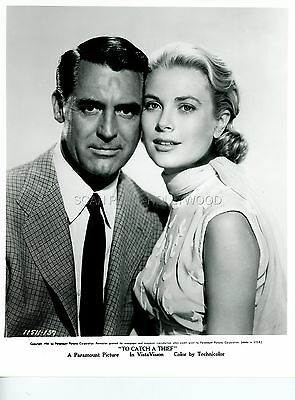 Cary Grant Grace Kelly Hitchcock To Catch A Thief 1955 Vintage Photo R70 #2