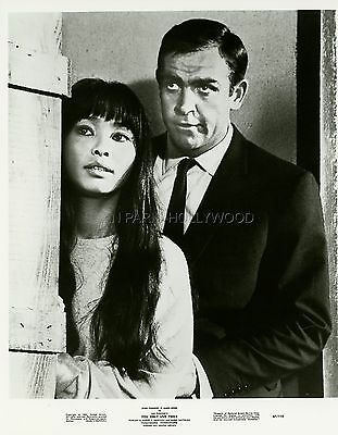 James Bond 007 Sean Connery You Only One Twice  1967 Vintage Photo R70 #3