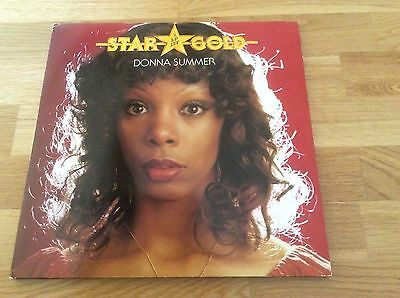 Donna Summer - Star Gold -  2 X Vinyl Album - Germany  Extremely Rare.