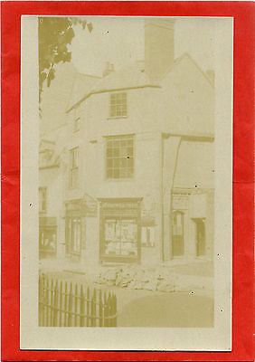 RP Postcard, The Octagon House, Holywell Press, Oxford, Oxfordshire c.1910