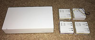 INSTEON Home Automation HUB (2242-422UK) and 4 Micro Dimmers (2442-422)