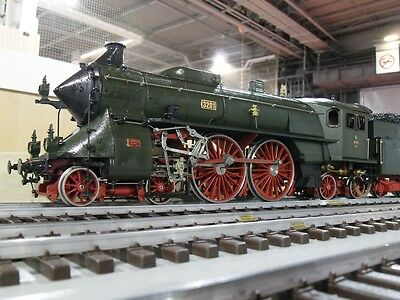 Aster S 2/6 Live Steam