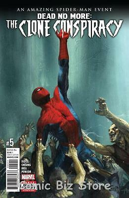 Clone Conspiracy #5 (Of 5)  (2017) 1St Printing Bagged & Boarded