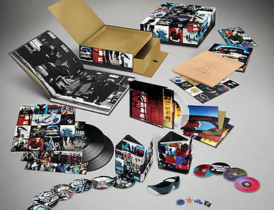 U2 Achtung Baby Uber Box Sealed NEW! 10 CD/DVD/V Set and more Rare Discounted!