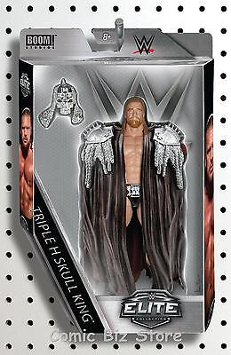 Wwe #2 (2017) 1St Printing Unlock Action Figure Variant Cover Boom Studios