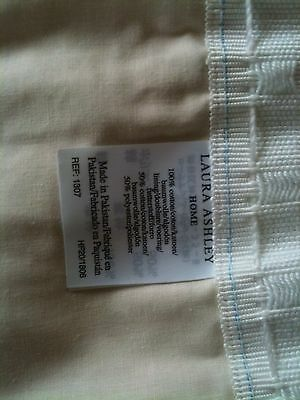 Laura Ashley Millwood Fabric Curtains - Fully Lined