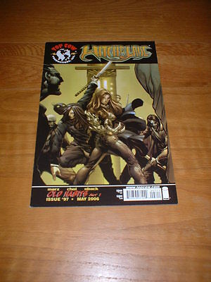 Witchblade 97. May 2006. Nm Cond. Marz / Choi / Oback. Image/top Cow