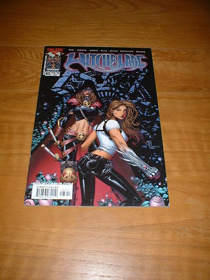 Witchblade 63. May 2003. Nm Cond. Wohl / Manapil / Gorder. Image/top Cow