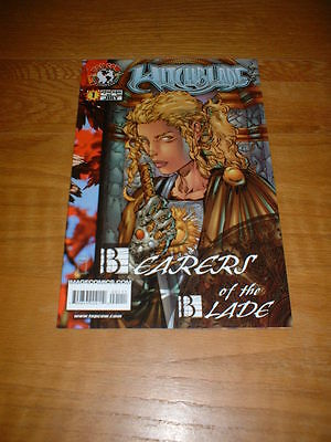 Witchblade Bearers Of The Blade 1. July 2006. Nm Cond.top Cow
