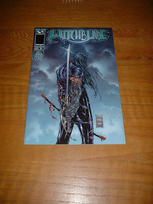 Witchblade 21. Mar 1998. Nm Cond. Wohl / Turner / D-Tron. Image/top Cow