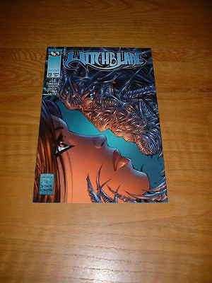 Witchblade 23. June 1998. Nm Cond. Wohl / Turner / Green. Image/top Cow