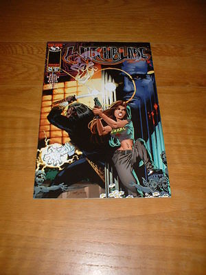 Witchblade 24. July 1998. Nm Cond. Wohl / Pearson / Green. Image/top Cow