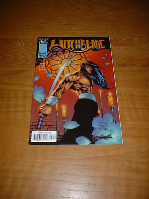 Witchblade 28. Feb 1999.vfn Cond. Wohl / Green / D-Tron. Image/top Cow