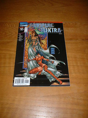Witchblade / Elektra 1. Mar 1997.  Marvel/top Cow, Devils Reign Part 6