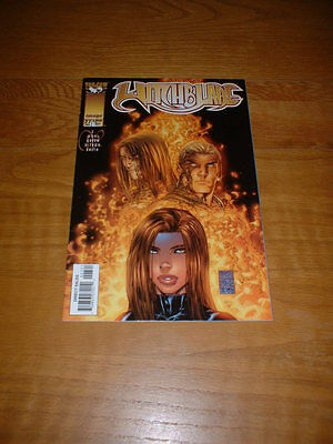 Witchblade 27. Nov 1998. Nm Cond. Wohl / Green / D-Tron. Image/top Cow