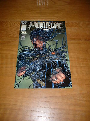 Witchblade 22. May 1998. Nm Cond. Wohl / Turner / D-Tron. Image/top Cow