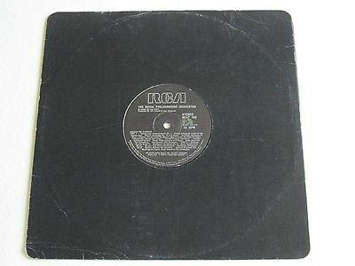 """Hooked On Classics 12"""" 45rpm Stereo Single Philharmonic Orchestra 1981"""