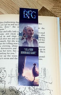 BFG film 2016 Bookmark