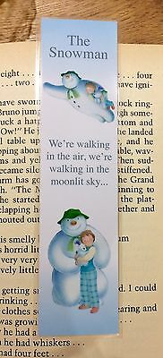The snowman Bookmark