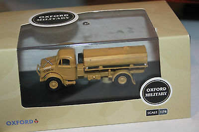 Oxford Diecast - 1:72 76Bd007 - Bedford Oy 3 Ton Water Tanker  -