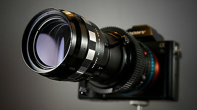 Anamorphot Anamorphic Cinemascope - Sankor 16F - near Excellent Condition