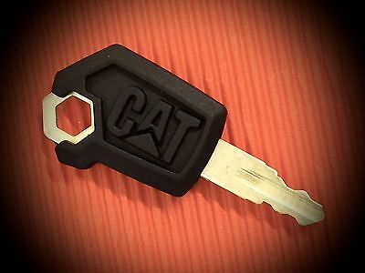 Caterpillar Equipment Ignition Key CAT 5P8500 Heavy Equipment Key-FREE POSTAGE