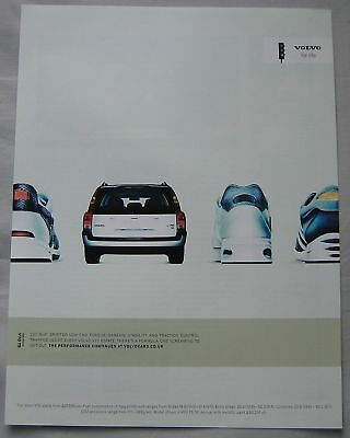 2002 Volvo V70 T5 Original advert