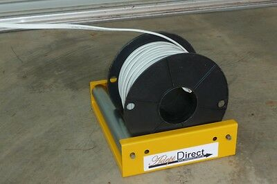 350 mm Cable Drum Roller Dispensers for Cable Drums, Reels, Rolls - Heavy Duty