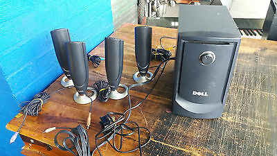 DELL Home Theatre Speaker System MMS-5650