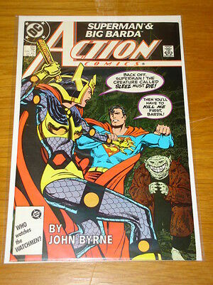 Action Comics #592 Dc Near Mint Condition Superman September 1987
