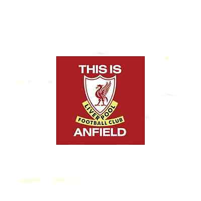 """Liverpool """"This Is Anfield"""" Fridge Magnet"""