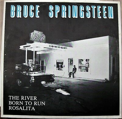 "Bruce Springsteen - 12"" River EP (withdrawn misspelling)"