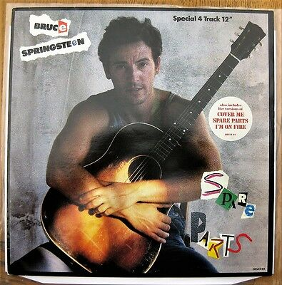 "Bruce Springsteen - 12"" Spare Parts UK 1988"
