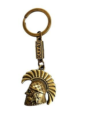 Ancient Helmet 300 Leonidas King Of Sparta Greek Zamac Spartan Miniature