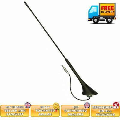 Car Roof FM Antenna Replacement Car Aerial 48 degree Base