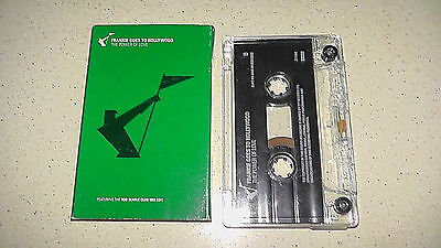 frankie goes to hollywood music cassette the power of love RARE GREEN COVER