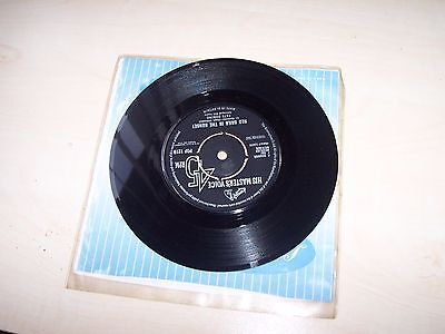 fats domino. red sails in the sunset-song for rosemary. hmv pop 1219. nice copy