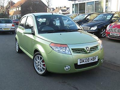 2008 08 Proton Savvy 1.1 Style 5 Door Hatchback,metallic Green,new Mot,low Mls