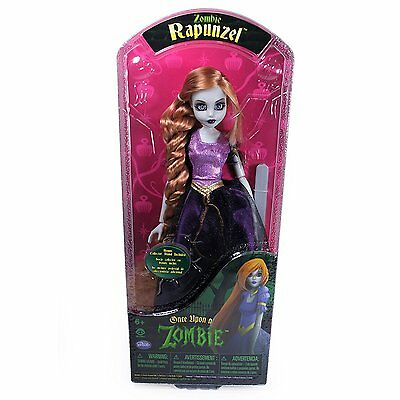 Once Upon a Zombie - Rapunzel Doll - Gothic - New