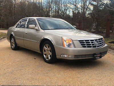 2007 Cadillac DeVille  dts free shipping warranty luxury clean carfax dealer serviced financing cheap